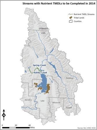 Flathead Stillwater Tmdl Doent Project History